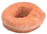 It's a doughnut.