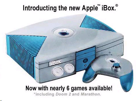 The new Apple iBox