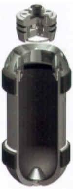 pneumatic capsule