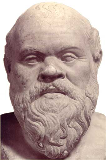 Vell, Socrates is just zis guy, you know?