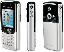 The Sony Ericsson T610