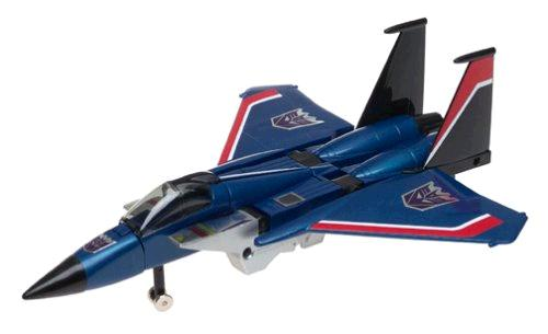 reissue Thundercracker. You'd think that they'd at least put all of the bits on before they take the promotional picture, wouldn't you?