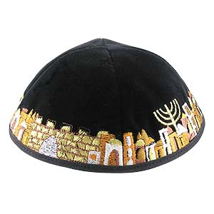 Put on your yarmulke, here comes Hanukka